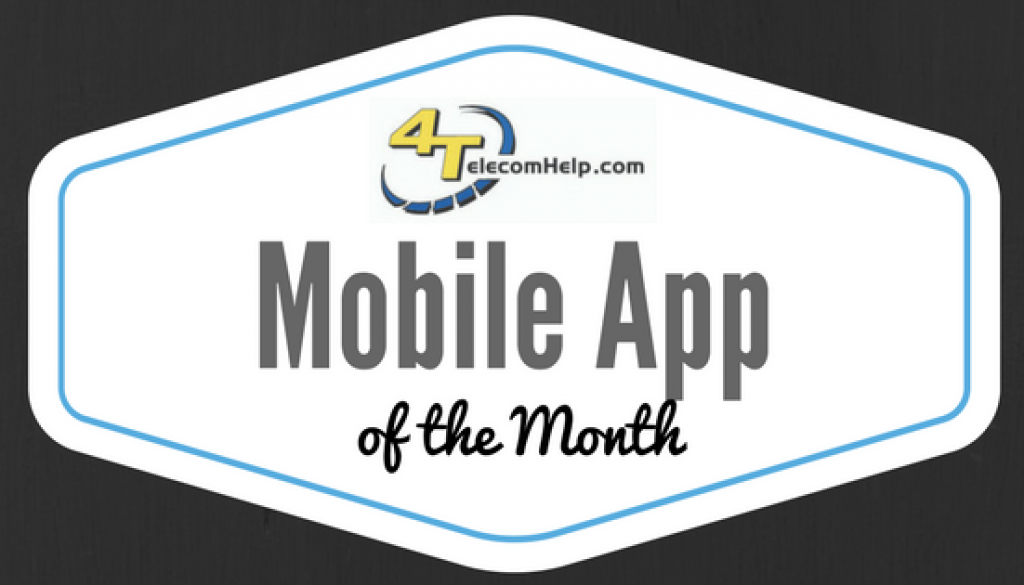 app of the month - Blog Banner 560x315
