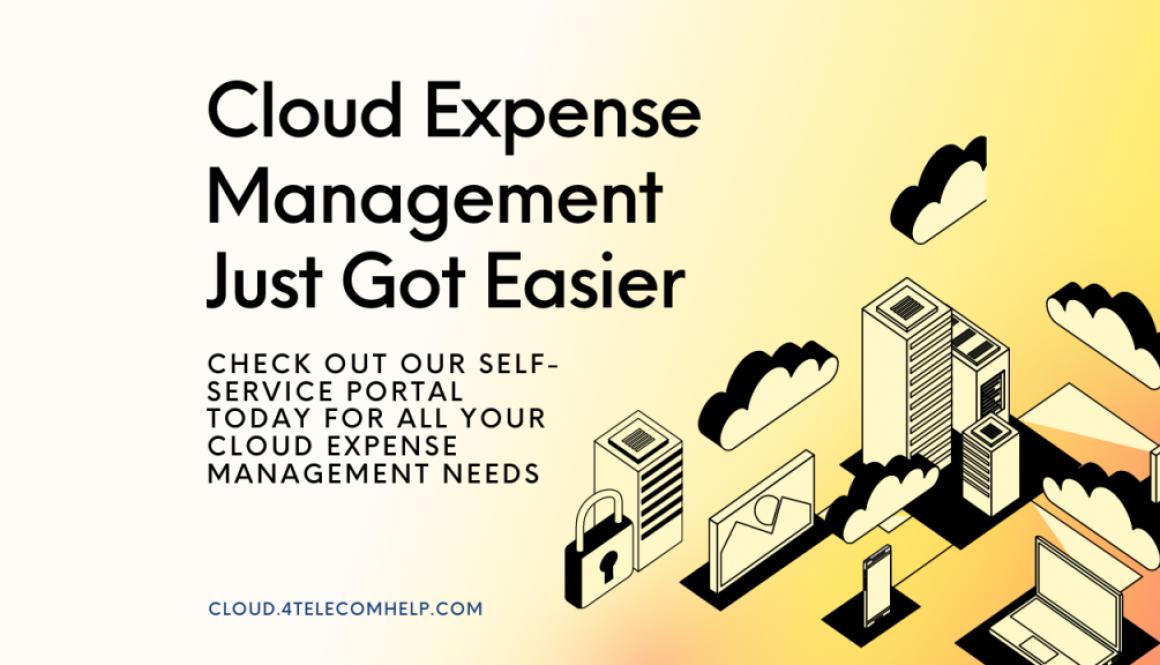 Cloud Expense Management